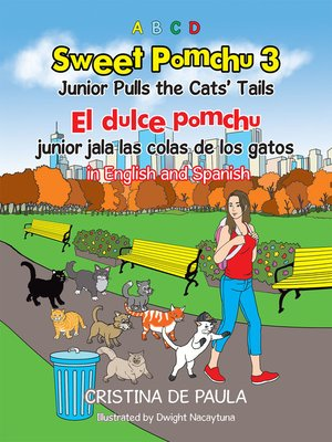 cover image of Sweet Pomchu Junior Pulls the Cats' Tails 3